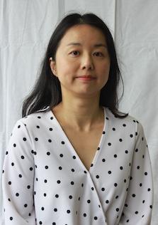 Sidekicks' Iris Wang's headshot